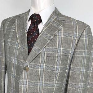 HUGO BOSS Rossellini Linen Blend Modern Sport Coat
